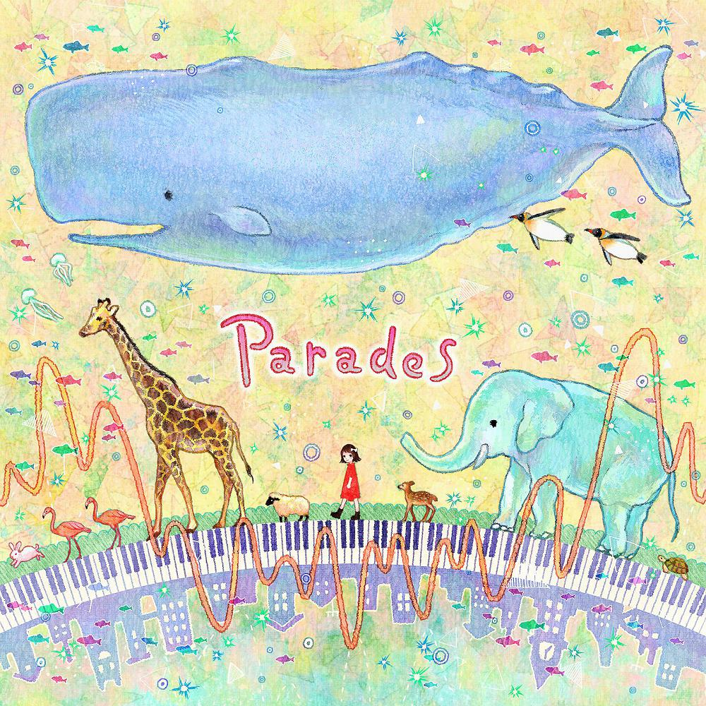 Parades(whoo)URL:https://www.youtube.com/watch?time_continue=2&v=5O1_oDRsbAE ワクワクする曲です。@tuyusaya